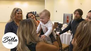 BIRDIE becomes BFFs with <b>TRISH</b> STRATUS, MICKIE JAMES, NIA ...