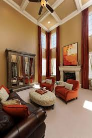 Orange Chairs Living Room 17 Best Ideas About Orange Furniture On Pinterest Orange Painted