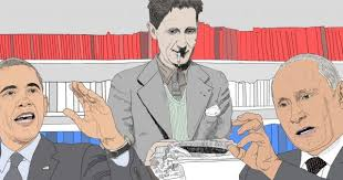 george orwell on the ways politicians abuse language to deceive george orwell on the 7 ways politicians abuse language to deceive you high existence