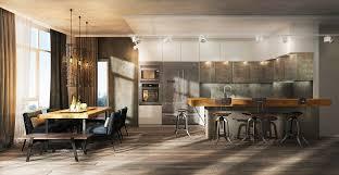 Industrial Homes - Minimalist Decor - Home Interior