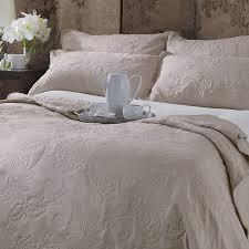 sashi bed linen lille fl embroidered bedspread amp