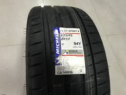 michelin pilot sport 4 officially launched in india 4438 jpg