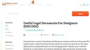 Landscape Design Contract Template Landscape Design Contractinterior