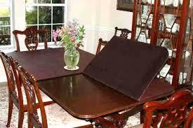 Custom Dining Room Table Pads Set