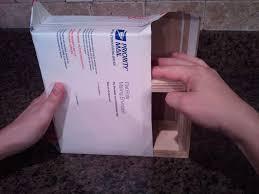 Make 4 75 Usps Flat Rate Shipping Box 5 Steps