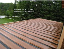 deck waterproofing system