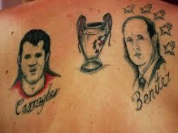 Ostatní Tetování Fotbalových Fanoušků V Obrázcích Nejlepší A
