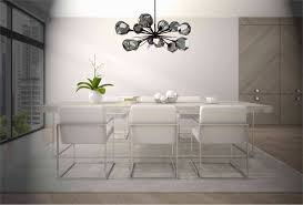small dining room chandeliers design of dining table chandelier