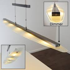 Esszimmer Dimmer Mit Hängelampe Led Design Wohn Zimmer