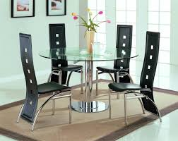 Clear Dining Room Table Glamorous Glass Dining Room Table Round Clear Glass Table Top