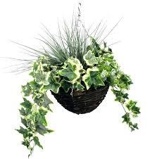 artificial outdoor hanging plants artificial outdoor hanging plants