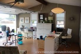 office playroom ideas. Garage Turned Office Space And Playroom Ideas