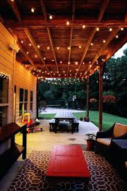 outdoor deck lighting ideas. Cheap Outdoor Party Lighting Ideas Best Deck On Led Lights And How To Hang Patio