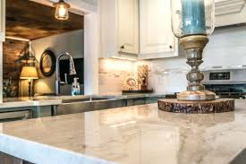 Quartz Kitchen Island A New With Surface Will Provide Space For
