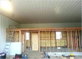finishing garage walls interior wall covering a ideas regarding