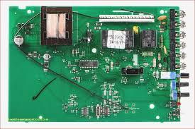 genie garage door opener icb board s s s s r