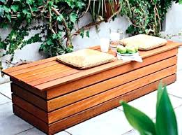 superb outdoor seat storage bench s66993 outdoor wicker storage bench seat box