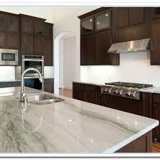 dark kitchen cabinets white countertops quicuacom