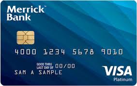 Visa® Credit Karma Secured Reviews Bank The From Merrick