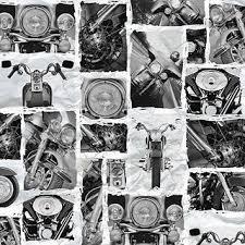 amazon com harley davidson motorcycle parts vellum 12 x 12