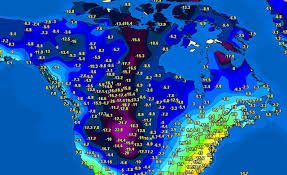 Allerta meteo per tempeste di neve negli Stati Uniti ...