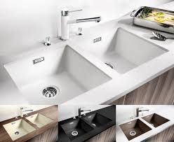 Blanco Granite Kitchen Sink Brighten Up Your Life With A Coloured Sink Blanco