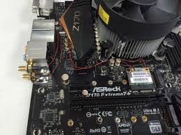 asrock > faq step 3 install the io cover back to z170 extreme7 as below picture