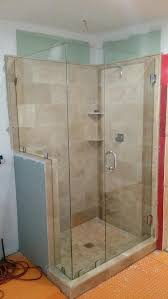 frameless shower door installation instructions gallery doors