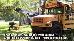 Video Bé trai 11 tuổi trộm xe buýt gây tai nạn liên tiếp - YouTube