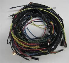 willys america jeepster wiring harness for willys overland vehicles jeepster wiring harness