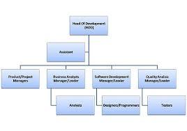 Software Development Org Chart Software Company Wikipedia