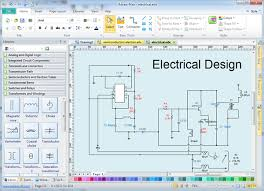 wiring diagram program wiring diagram schematics line wire diagram software simple black remarkable collection design software