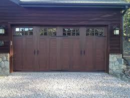 Faux Garage Door Windows Clopay Canyon Ridge Collection Ultra Grain Series Faux Wood Garage