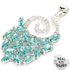 <b>Guaranteed Real 925 Solid</b> Sterling Silver 2.6g Deluxe Rich Blue ...