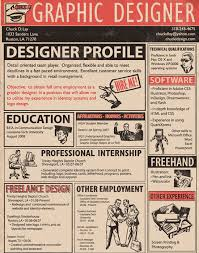 Interesting Cv Examples 30 Amazingly Creative Examples Of Designer Resumes