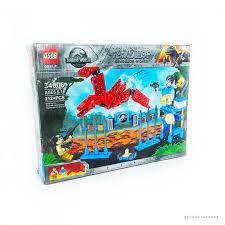 Bộ Đồ Chơi Lego 3406