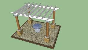 Simple Pergola pergola design affordable garden design ideas u build pergola 6495 by xevi.us