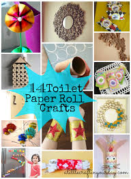 7/31 | 14 Toilet Paper Roll Crafts