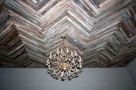 Herringbone Pattern Wood Floor