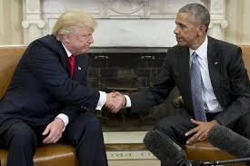 obama oval office. Trump Meets With Obama At White House In Symbolic Start To Transition Of Power - Chicago Tribune Oval Office C
