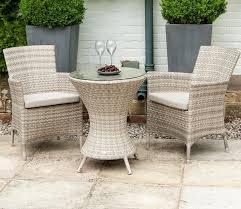 alexander rose ocean pearl 2 seater armchair dining set