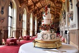 Royal Wedding Cakes Through The Ages Princess Eugenie Meghan