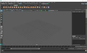 autodesk maya 2016 screenshot