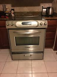Kitchenaid Gas Range Oven Not Working