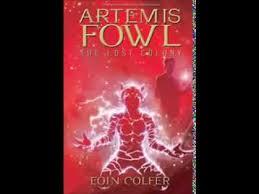 artemis fowl book audiobook book 5 part 2 of 7