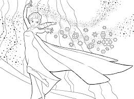 Small Picture Elsa Coloring Pages Elsa Frozen Coloring Page Printable Frozen