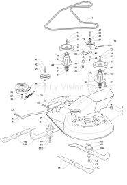 Castel twincut lawnking pdc140 2017 parts diagram cutting plate