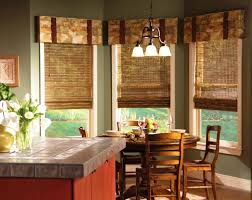 best modern kitchen window treatments