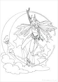 Gothic Coloring Pages Thewestudio