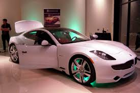 new electric car releasesFiskar Karma another new car release in our stable of super